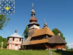 Svalyava Sights | Wooden Church of St Michael (1588)