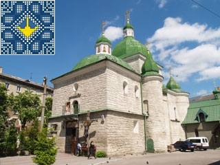 Ternopil Sights | Church of Nativity (1608)