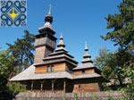 Uzhgorod Sights | Wooden Church of St. Michael (1777)