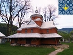 Yaremche Sights | Wooden Church of St. John the Merciful (1663)
