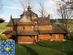 Yasynia Sights | Wooden church of Our Lord's Ascension (1824) | UNESCO World Heritage