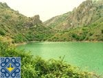 Zelenogorye Sights | Emerald (Green) Mountain Lake